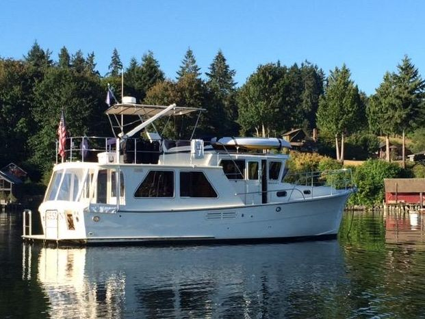 2012 Helmsman 38 Pilothouse Trawler