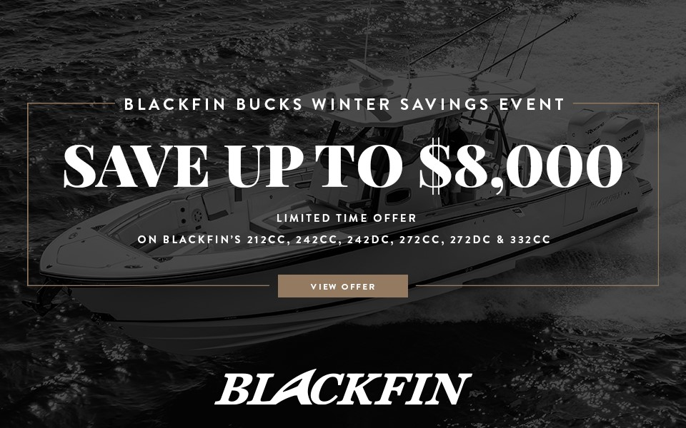 Blackfin Bucks Banner